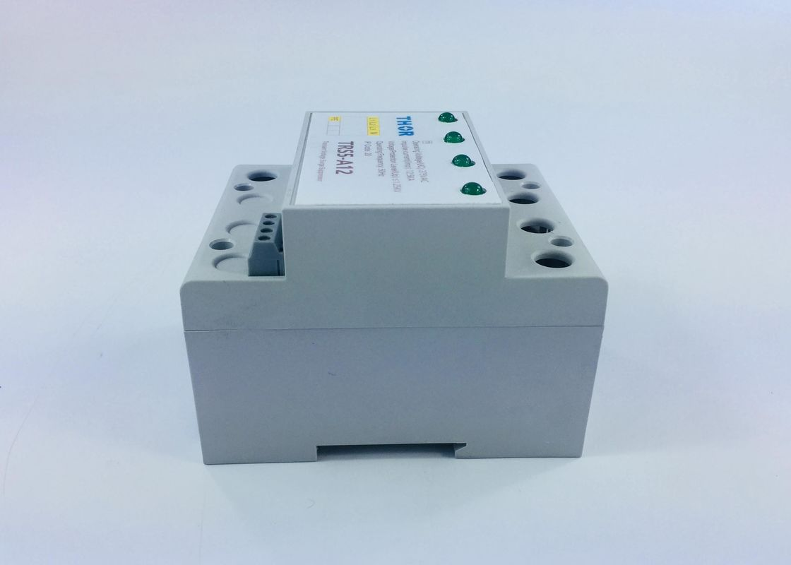 Lightning Surge Protection Devices , 3 Phase Surge Protector For Distribution Cabinet