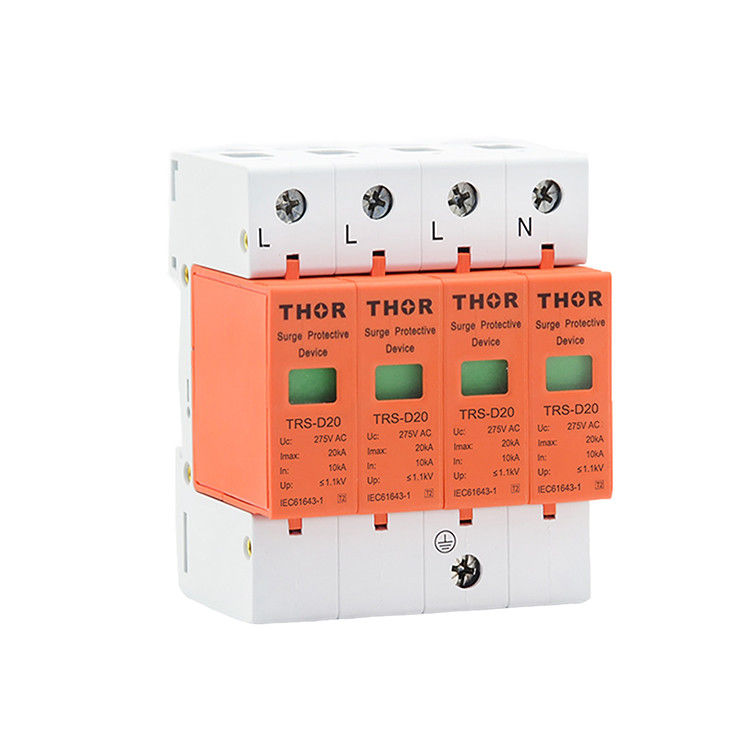 220V surge arrester power surge protector device SPD 20
