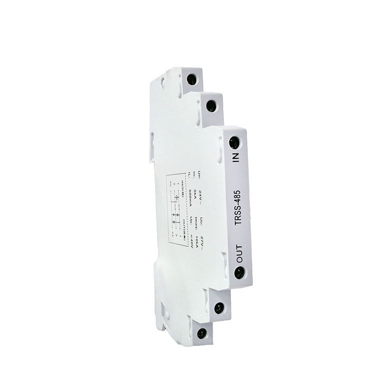 High Performance Control Signal Spd Dc 24v Surge Protector , RS485 Surge Arrester